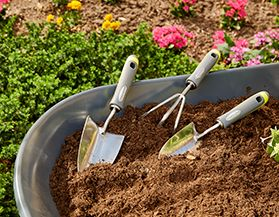 Shop our assortment of Yardworks lawn and garden tools