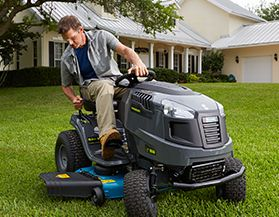 Shop for Yardworks lawn tractors.