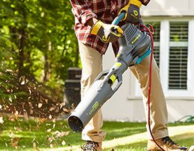 Shop for Yardworks leaf blowers.