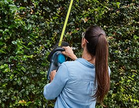See our selection of Yardworks trimmers.