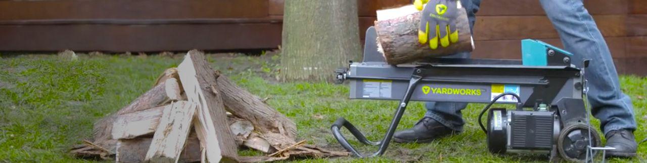 Yardworks Log Splitters, Chippers & Shredders | Canadian Tire