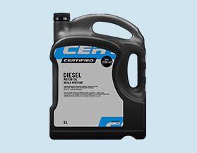 Certified Oils, Fluids & Additives