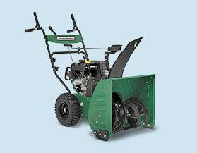 Certified Snowblowers, Parts & Attachments