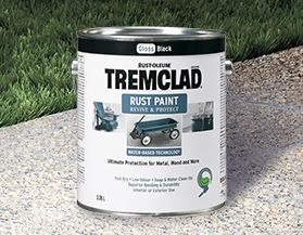 Discover all Tremclad Specialty Paint