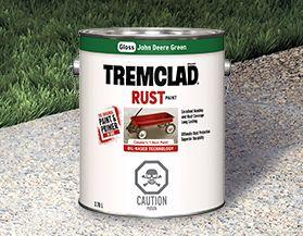 Tremclad Exterior Paints and Trim
