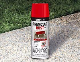 Tremclad Rust Spray Paint