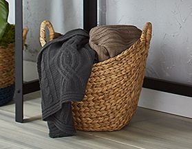 Baskets, Bins & Containers