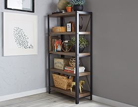 Canvas Bookcases