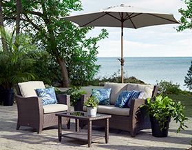 Patio Furniture & Accessories