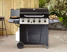 Shop all Master Chef propane BBQs.