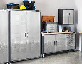 Tool Storage & Garage Organization