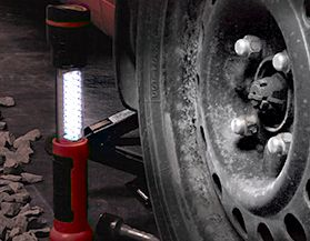 Automotive Worklights Spotlights