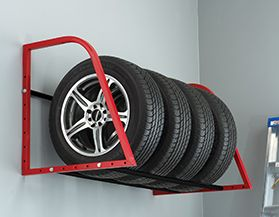 Garage Tools & Equipment Storage