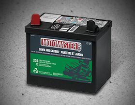 Batteries Canadian Tire