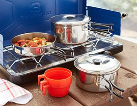 Camp Cookware