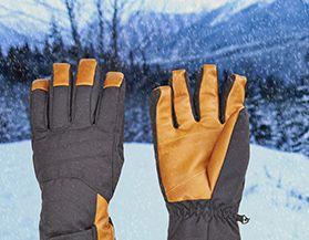 Winter Hats & Gloves