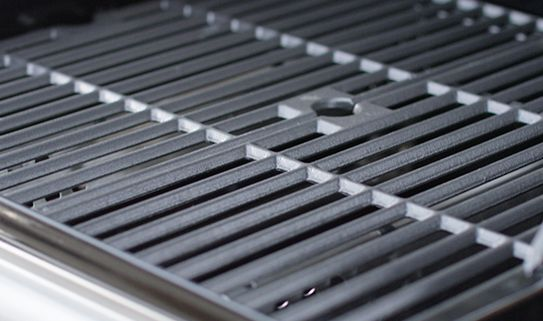 Learn why coated cast-iron grates take BBQ to the next level