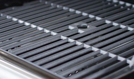 Découvrez les caractéristiques des grilles en fonte émaillée