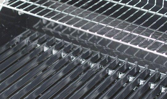 Découvrez les grilles de cuisson en acier estampé émaillé