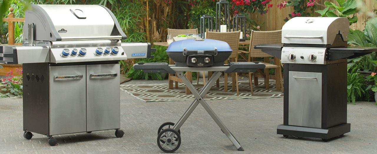 Comment choisir un barbecue | Canadian Tire. Lire la vidéo