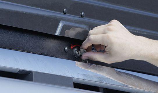 Protégez vos objets de valeur en arrêtant votre choix sur des porte-bagages à serrures