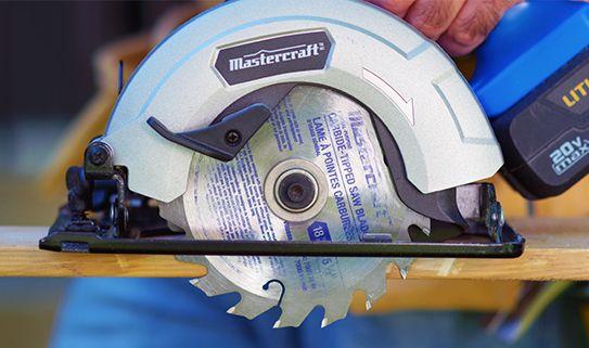Shop circular saws