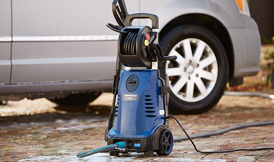 Find the best compact electric pressure washers