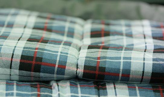 Choisissez la bonne doublure pour votre sac de couchage
