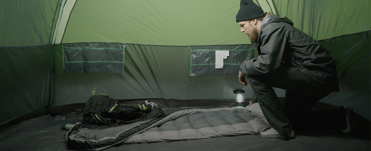 How to choose a sleeping bag video. Play video