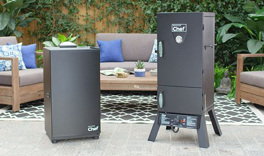 Shop our assortment of electric smokers