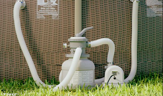 Learn why your above ground pool should have a good pump