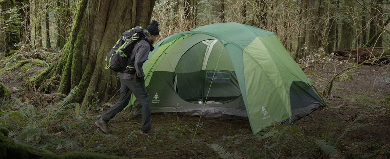 How to choose a tent video. Play video