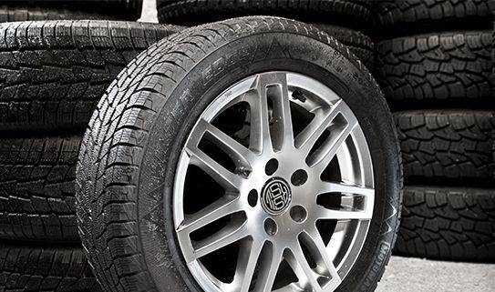 Tires & Wheels Package
