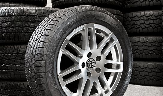 Tires & Wheels Packages