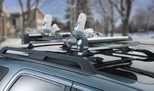 Discover our assortment of ski and snowboard racks