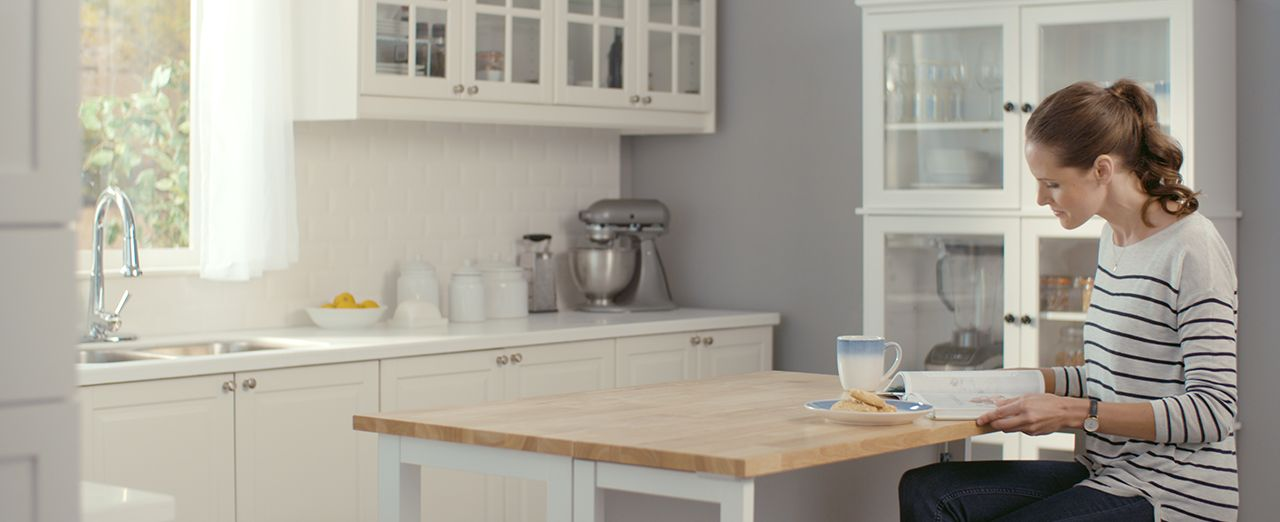How to maximize your kitchen. Play video