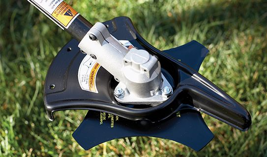 Discover our brush cutter attachments