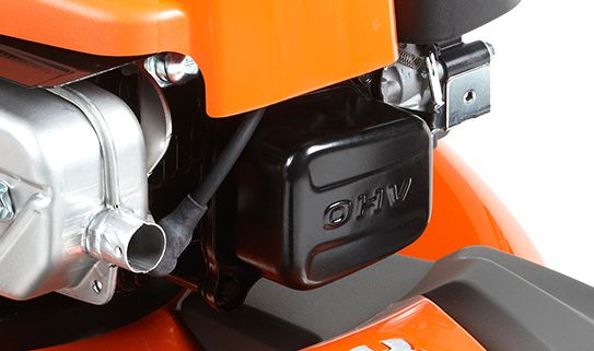 OHV (Overheald Valves) engines offer better fuel economy
