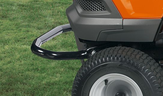 A bumper kit can help protect your tractor
