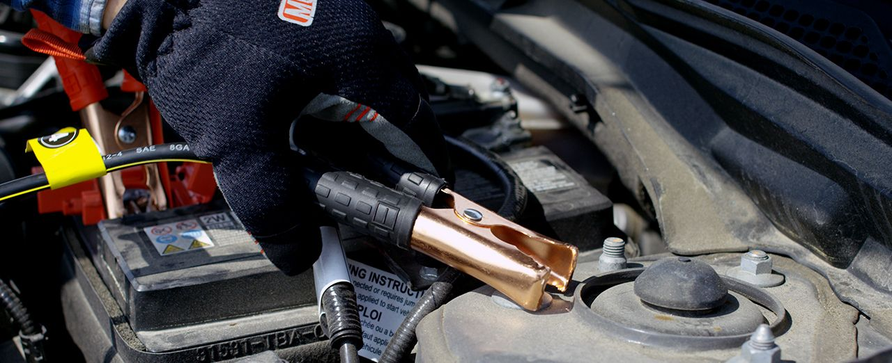How to Boost Your Car With Cables. Play video