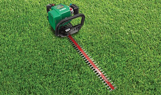Browse our assortment of electric hedge trimmers
