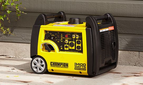 How to choose a generator | Canadian Tire