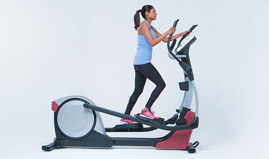 Découvrez comment un exerciseur elliptique sollicite le corps entier