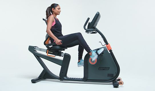 Pedal through our selection of recumbent exercise bikes