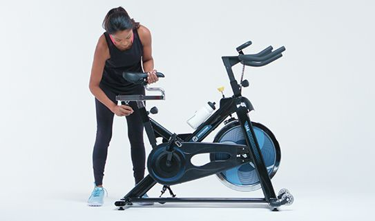 Discover indoor cycles for more intense training