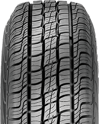 Passenger winter tire