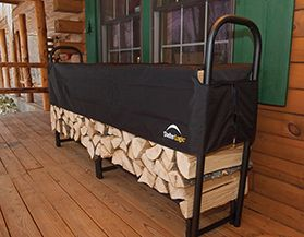 Wood Storage & Covers