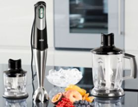 Braun Small Kitchen Appliances