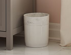 Bathroom Waste Baskets