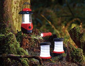 Lanterns & Spotlights